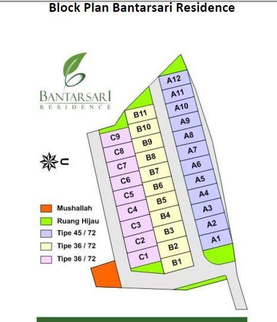 Bantarsari Residence Bogor
