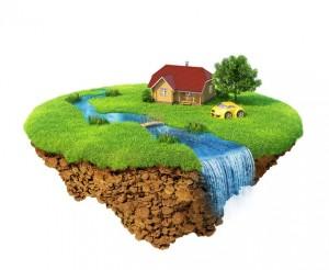 Tanah di Kota kota Wilayah Indonesia