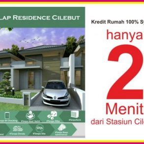 Cilap Residence Cilebut